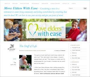 Move Elders Blog