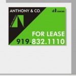 Sign-Anthony