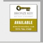 Sign-BronzeKey