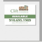 Sign-Cliff Commercial