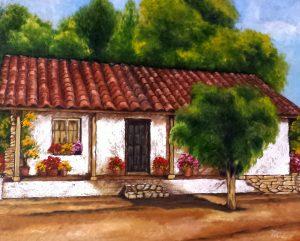 Casa de Campo en Chile