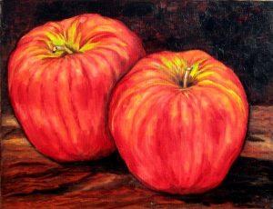 Dancing Apples