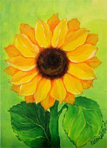 Floral-Sunflower