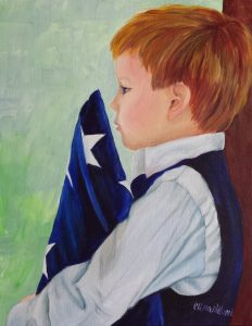 A Child Last Goodbye