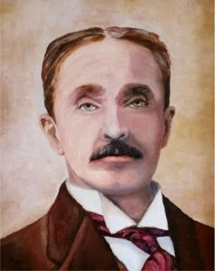 My Great-Grandfather Portrait