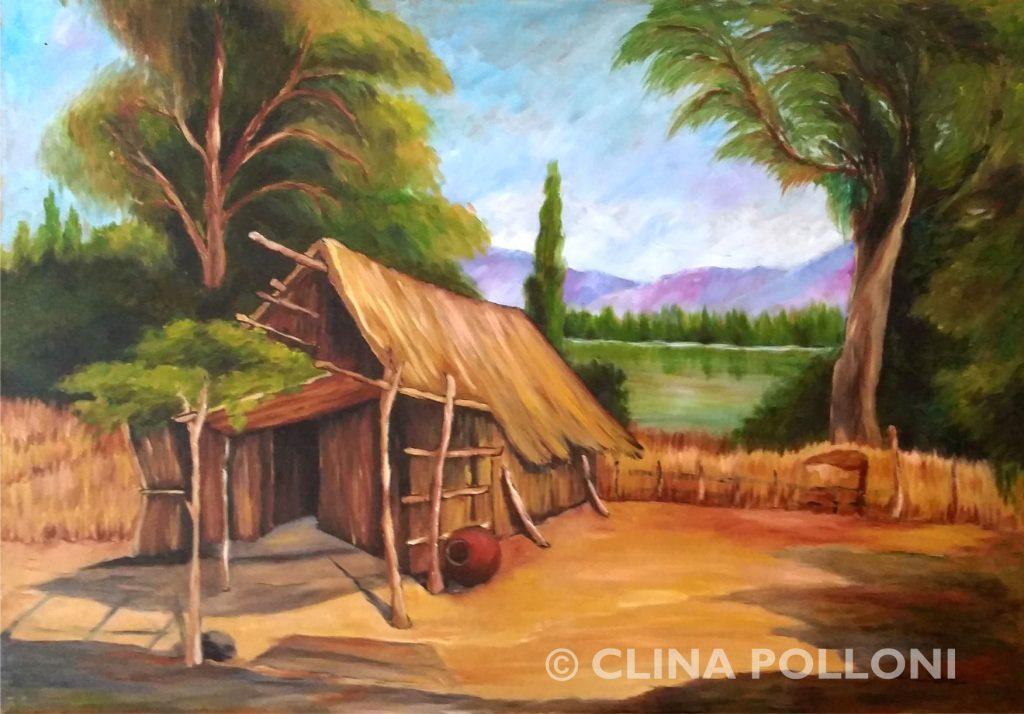 Casa de Paja en Chile