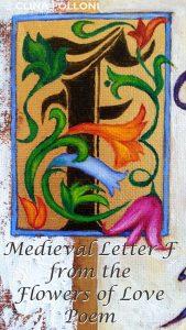 Medieval Letter F