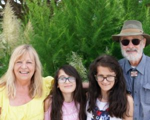 Emerald Isle, Clina, Summer, Autumn and Thom, August 2019
