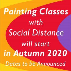 Autumn Painting Classes 2020