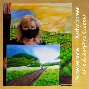 Kathy Street-Perseverance Painting