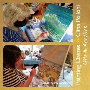 Painting Class-April 24 2021