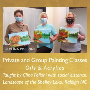 Painting Class-May 13 2021