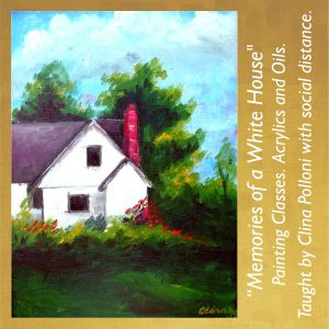 Painting Class-Memories of a White House